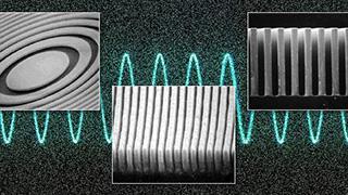 X-ray Fresnel Zone Plate (FZP)